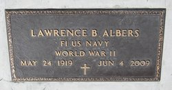 "Lawrence B. ""Larry"" Albers"