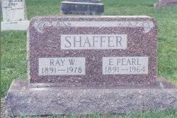 Raymond Wilbur Shaffer