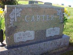 Florence Wilhelmina <I>Vogt</I> Carter
