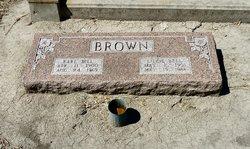 Earl Dill Brown