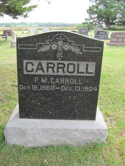 Patrick Michael Carroll