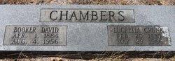 Lucretia <I>Crunk</I> Chambers