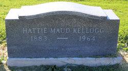 Hattie Maud <I>O'Donnell</I> Kellogg