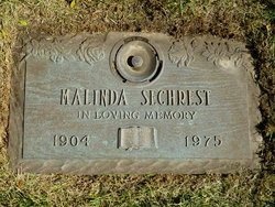 Malinda <I>Parker</I> Sechrest