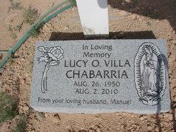 Lucy O <I>Villa</I> Chabarria