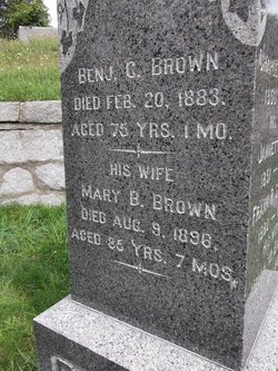 Mary B. <I>Manning</I> Brown