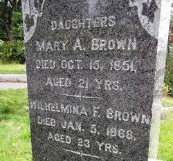Wilhelmina Brown