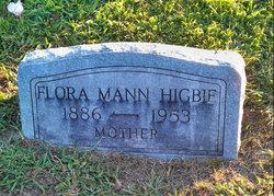 Flora Alice <I>Pendleton</I> Higbie