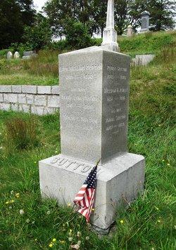 Mary E. <I>Sutton</I> Choate