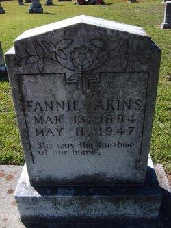 Fannie <I>Jacobs</I> Akins