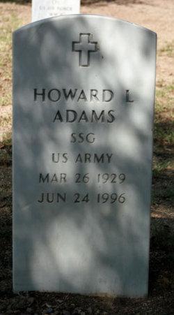 SSGT Howard Lewis Adams