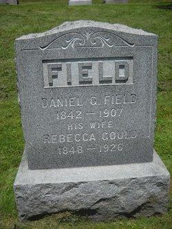 Rebecca <I>Gould</I> Field