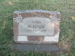 Nora McKenzie