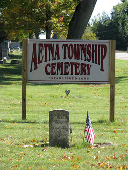Aetna Township Cemetery