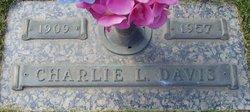 """Charles L. """"Charlie"""" Davis"""