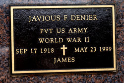 "Javious Flavious ""James"" Denier, Jr"