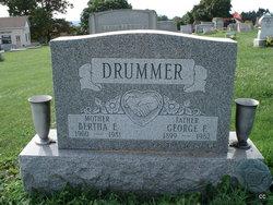 Bertha E. Drummer