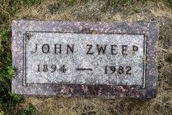 John Zweep
