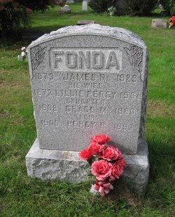 Lillie <I>Percy</I> Fonda
