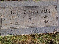 John Edward Williams