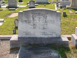 Webster C Akins
