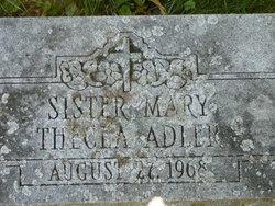 Sr Mary Thecla Adler