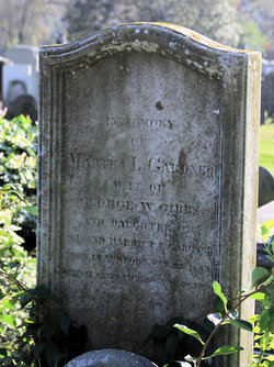 Martha L <I>Gardner</I> Gibbs