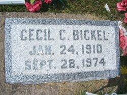 Cecil Carl Bickel