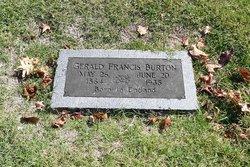 Gerald Francis Burton