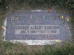 George Albert Robison