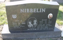 Roy K Nibbelin