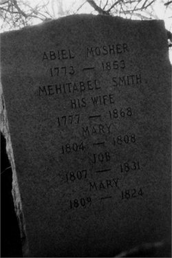 Abiel Mosher
