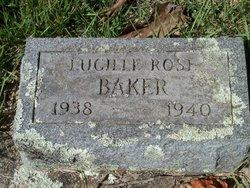 Lucille Rose Baker