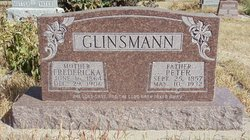 Fredericka <I>Neuman</I> Glinsmann
