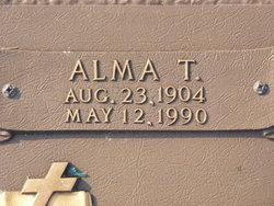 Alma T Hendrix