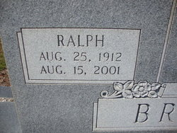 Clarence Ralph Bright