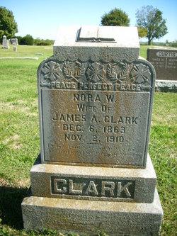 Nora Wainwright <I>Boston</I> Clark