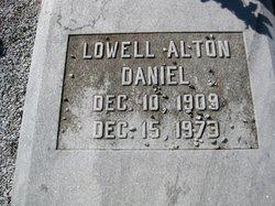 Lowell Alton Daniel