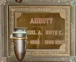 Ruth Eloise Abbott