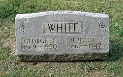 Rebecca Jane <I>Stone</I> White