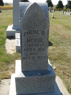 Phebe B. <I>Flint</I> Morse