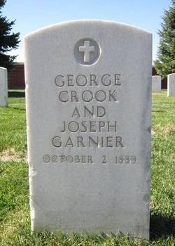 George Crook Garnier
