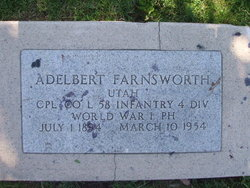 Adelbert (Albert) Farnsworth
