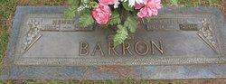 Myrtice <I>Bagwell</I> Barron