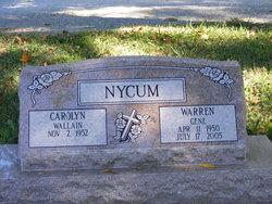 Warren Gene Nycum
