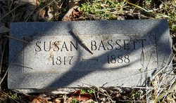 Susanna <I>Brooks</I> Bassett