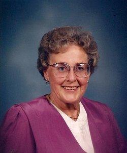 Bernice G. <I>Visser</I> Van Dalen