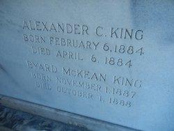 Alexander C King