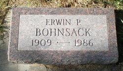 Erwin P Bohnsack