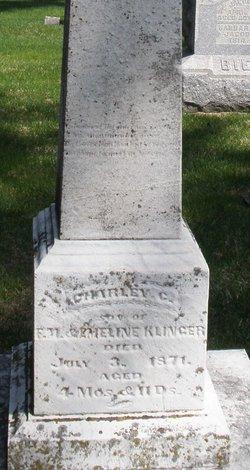 Charley C Klinger
